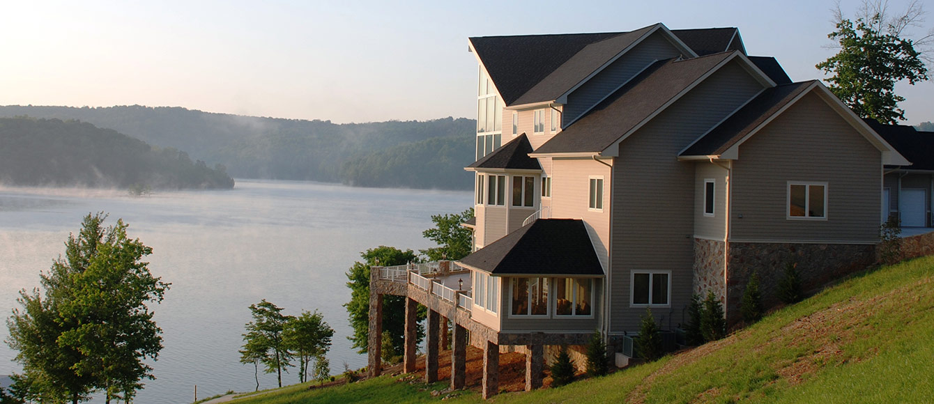 Tennessee Lake Homes