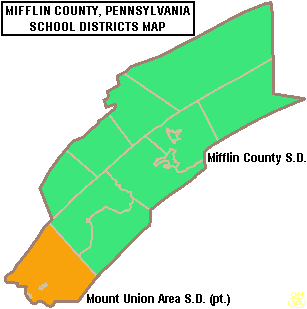 Click to visit the homepage of Mifflin County, PA