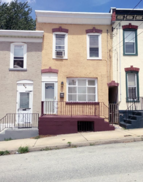 Philadelphia PA Townhouse Active Under Contract: $179,000