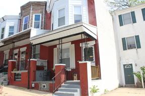 Philadelphia PA Rental For Rent: $1,400