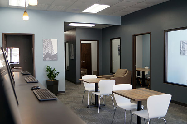 Tulsa office interior