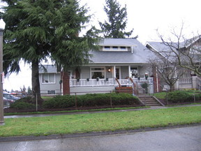 Residential : 4301 Tacoma Ave S.