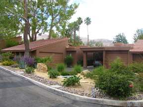 Palm Desert CA Condo/Townhouse Sold: $199,000