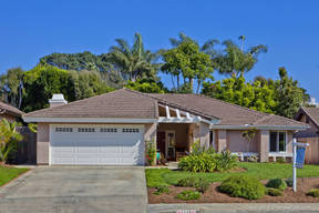 Encinitas CA Single Family Home Sold: $615,000