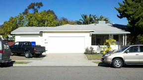 San Diego CA Single Family Home Sold: $285,000