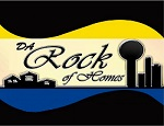 DA Rock of Homes Lake Ray Hubbard Diane Lipps LOGO
