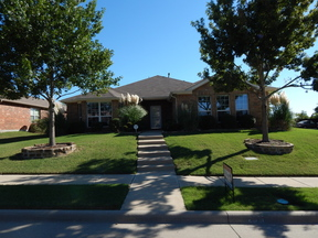 Rockwall TX Residential Sold in 4 days @ 100%: $196,000 Popular neighborhood!