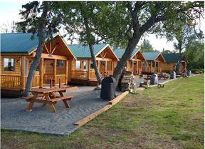 Commercial Lodging Cabins & Home: 000 Kenai Peninsula
