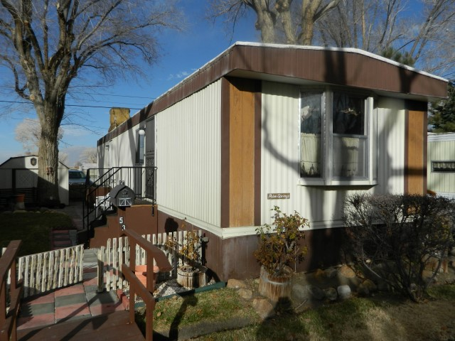 Home for Sale in Shady Rest Mobile Home Park