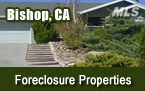 Bishop CA Foreclosure Homes for Sale