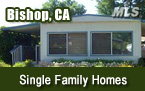 Bishop CA Single Family Homes for Sale