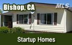 Bishop CA Startup Homes for Sale