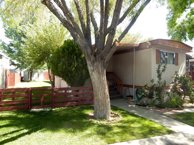 2285 Brigadoon Ave Mobile Home For Sale Highlands Family Park Bishop Ca