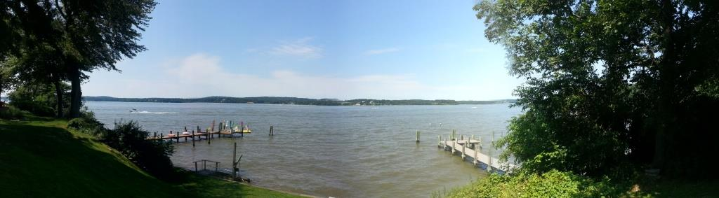 1659 Town Point Rd Chesapeake City Waterfront Home - View