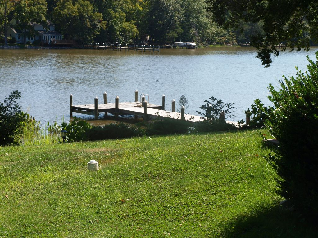 121 Knolwood Rd Elkton MD Waterfront Home for Sale - Dock on Perch Creek