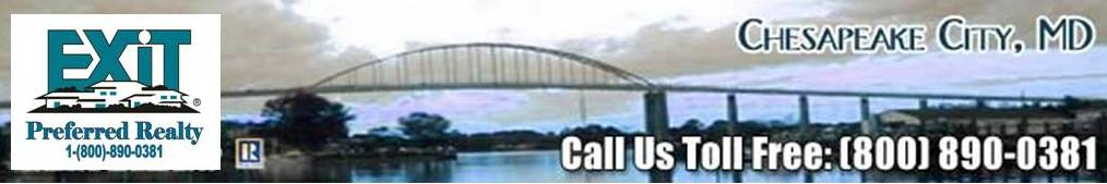 Chesapeake City MD Homes for Sale