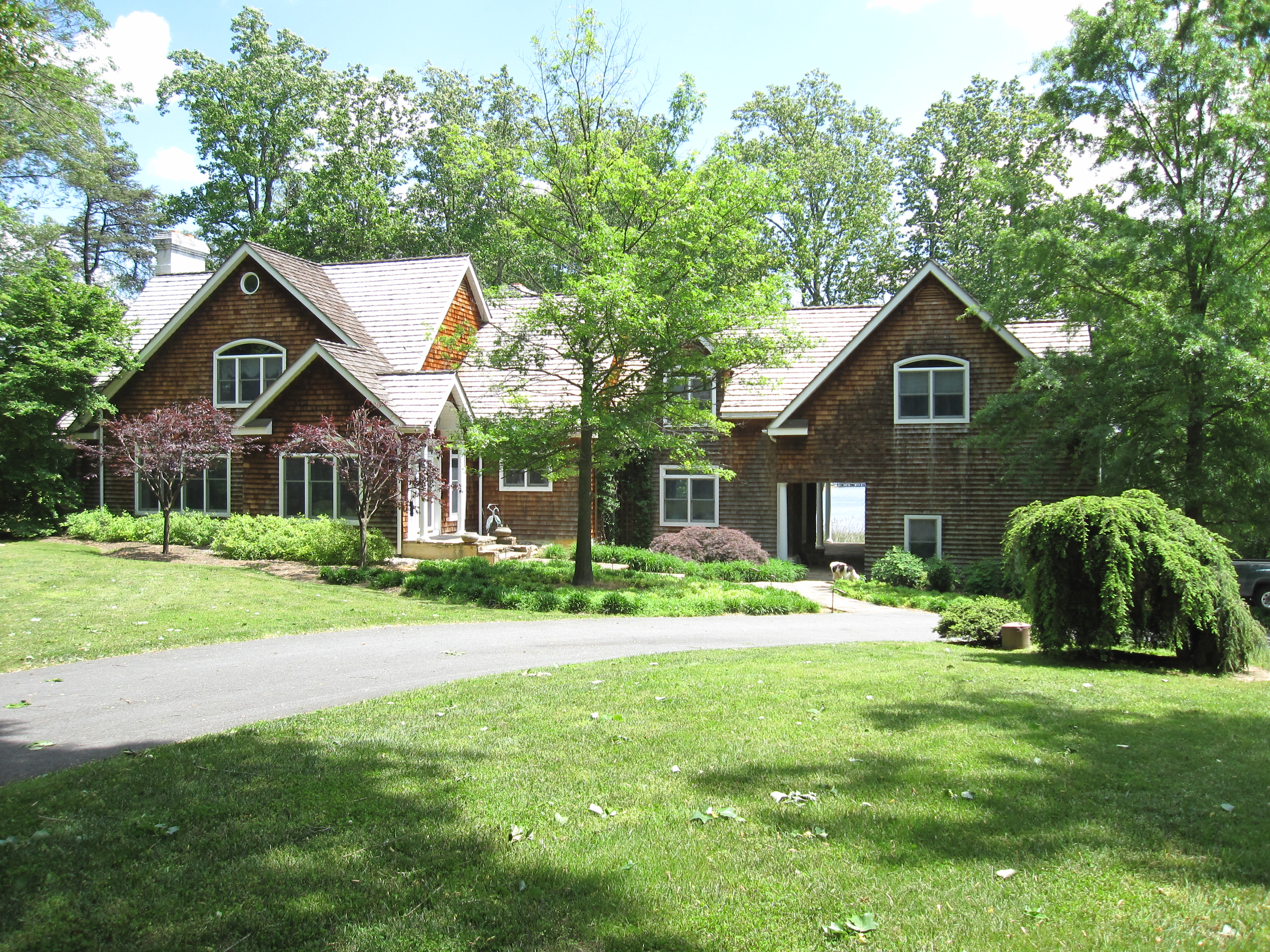 275 Hall Creek Dr Sassafras River Waterfront Home in Earleville MD