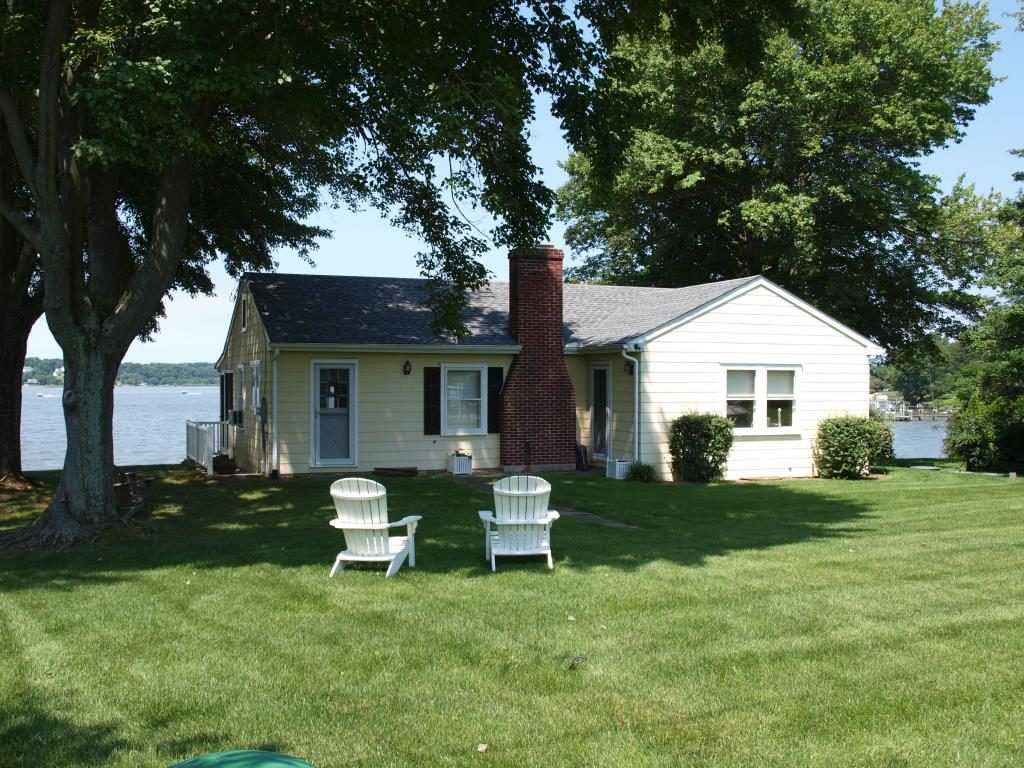 1659 Town Point Rd Chesapeake City Waterfront Home