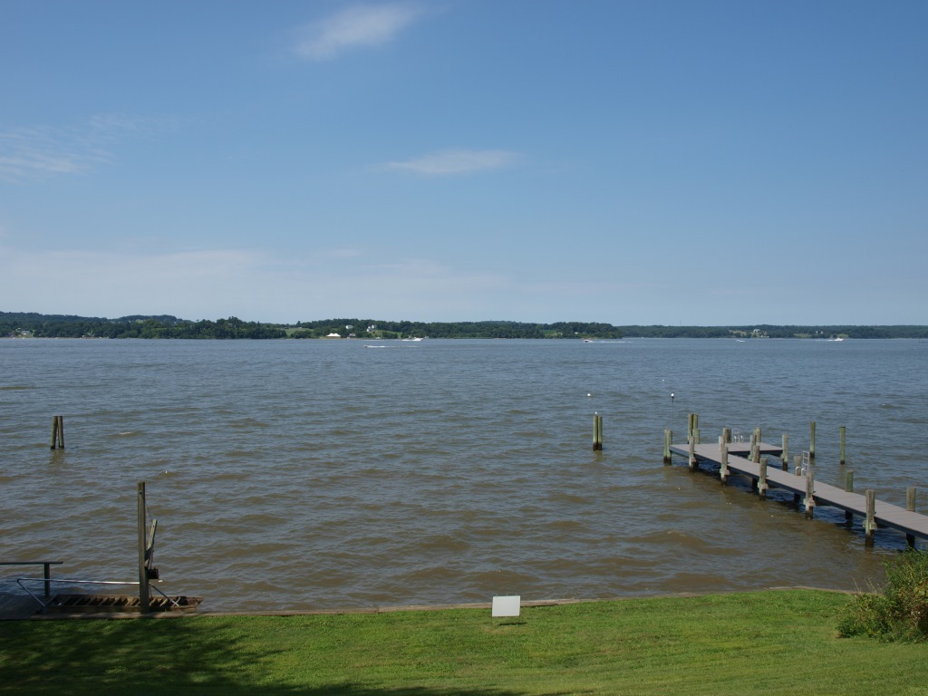1659 Town Point Rd Chesapeake City Waterfront Home for Sale - Elk River View