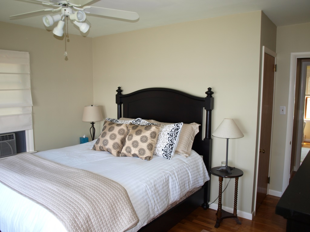 1659 Town Point Rd Chesapeake City Waterfront Home - Master Bedroom