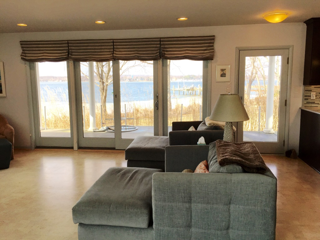 46 Plum Shore Rd North East MD Waterfront Home for Sale - Great Room