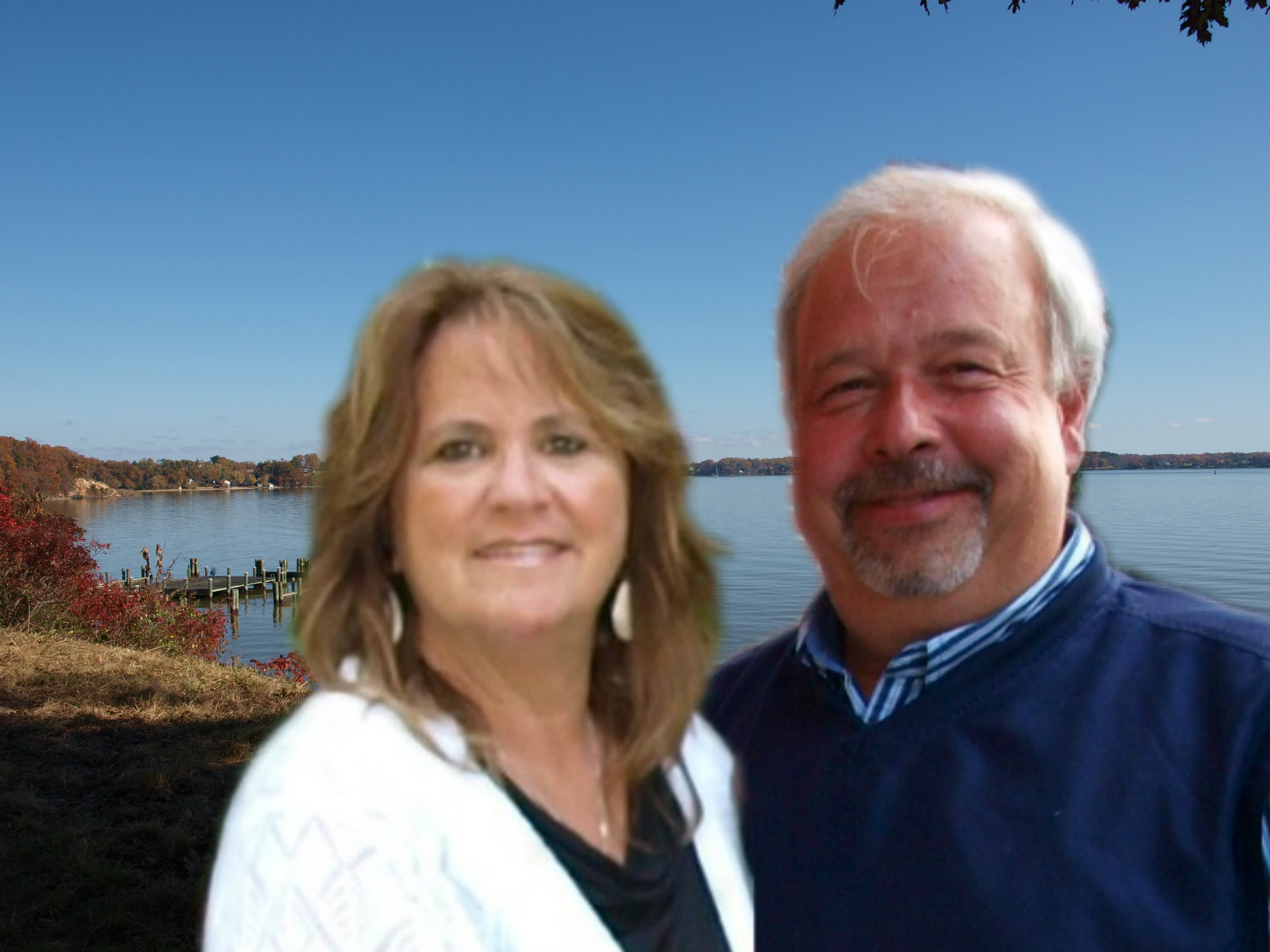 Susan & Steve Hubbell, Realtors with the Bay Property Team at EXiT Preferred Realty in Chesapeake City MD