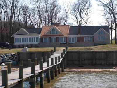 545 Stoney Battery Rd Earleville MD Waterfront Home for Sale in the Cecil County Waterfront Community of Battery Point Farms