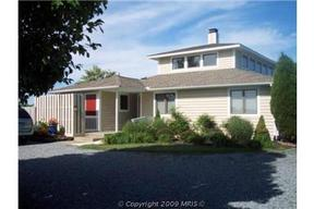 Chestertown  MD Great Oak! Chestertown Waterfront: $795,000