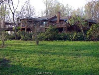 820 Knight Island Rd Earleville MD Waterfront Home on the Sassafras River