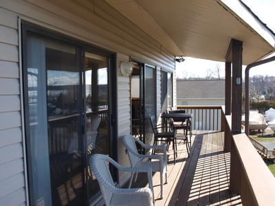 63 2 Rivers Ln Chesapeake City MD - Deck