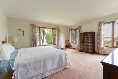 27 N Bluff Rd Chesapeake City MD Waterfront Home for Sale - Master Bedroom