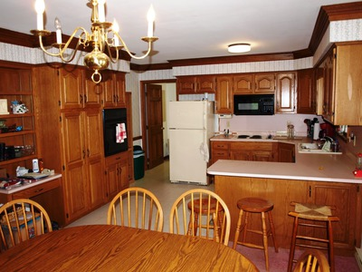 151 2nd St Chesapeake City MD Waterfront Home for Sale - Kitchen