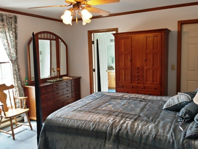 151 2nd St Chesapeake City MD Waterfront Home for Sale - Master Bedroom