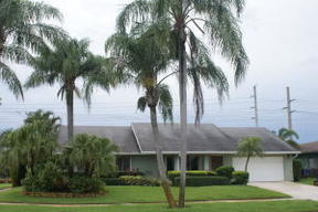 Boca Raton FL Single Family Home For Rent 4 Bed 3 Bath: $3,500