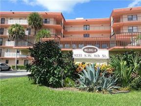 Boca Raton  FL Condo For Rent 2/2 All Ages: $1,400