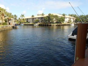 Boca Raton FL Rental Boating Community: $1,700