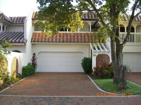 Delray Beach FL Townhouse E Delray Rental w Dock: $3,000