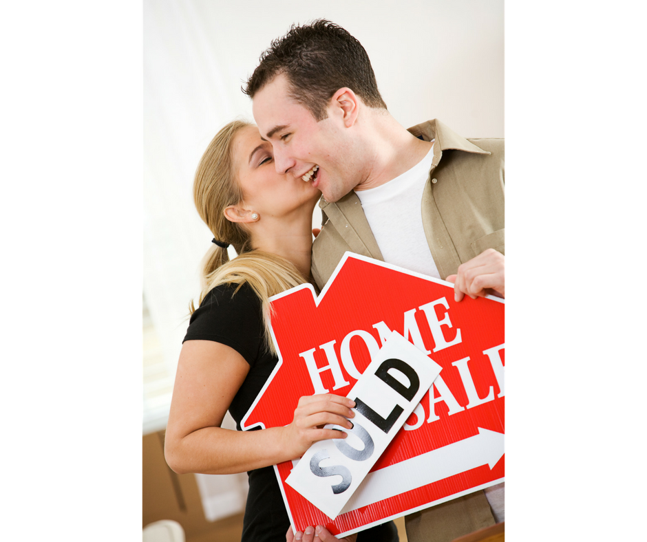 A couple that sold their house