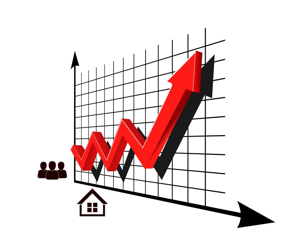 Hot Upward Moving Real Estate Market