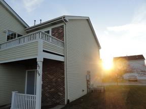 Condo/Townhouse Sold: 317 Ogden Falls Blvd #317