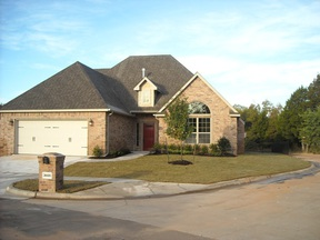 Single Family Home Sold Custom Built:  3600 Oakridge Circle
