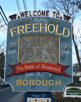 Freehold Borough New Jersey Residential Real Estate