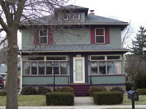Residential : 338 W. Franklin St.