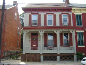 Residential : 117 N. Second Street