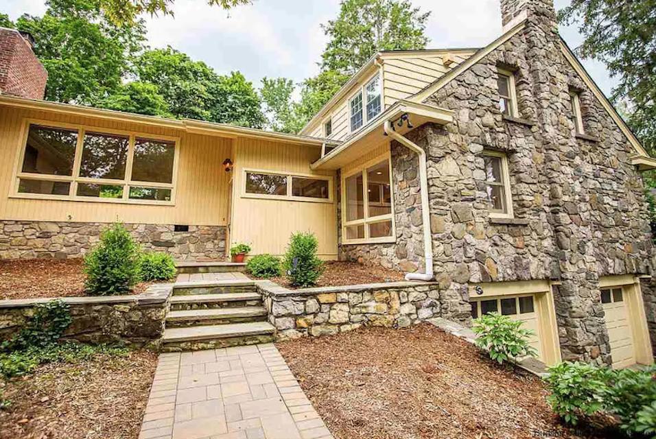 Poughkeepsie Stone House with Modern Farmhouse Vibe