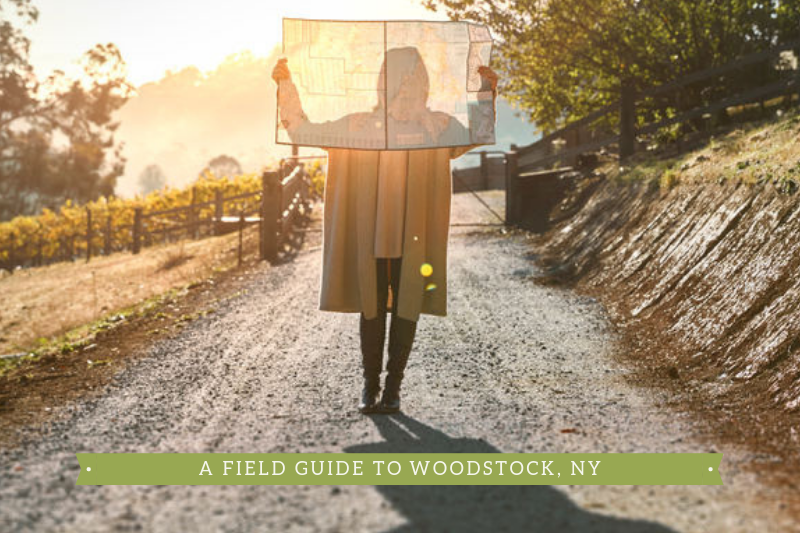 Nest Realty Co. Field Guide to Woodstock, NY - Summer 2019