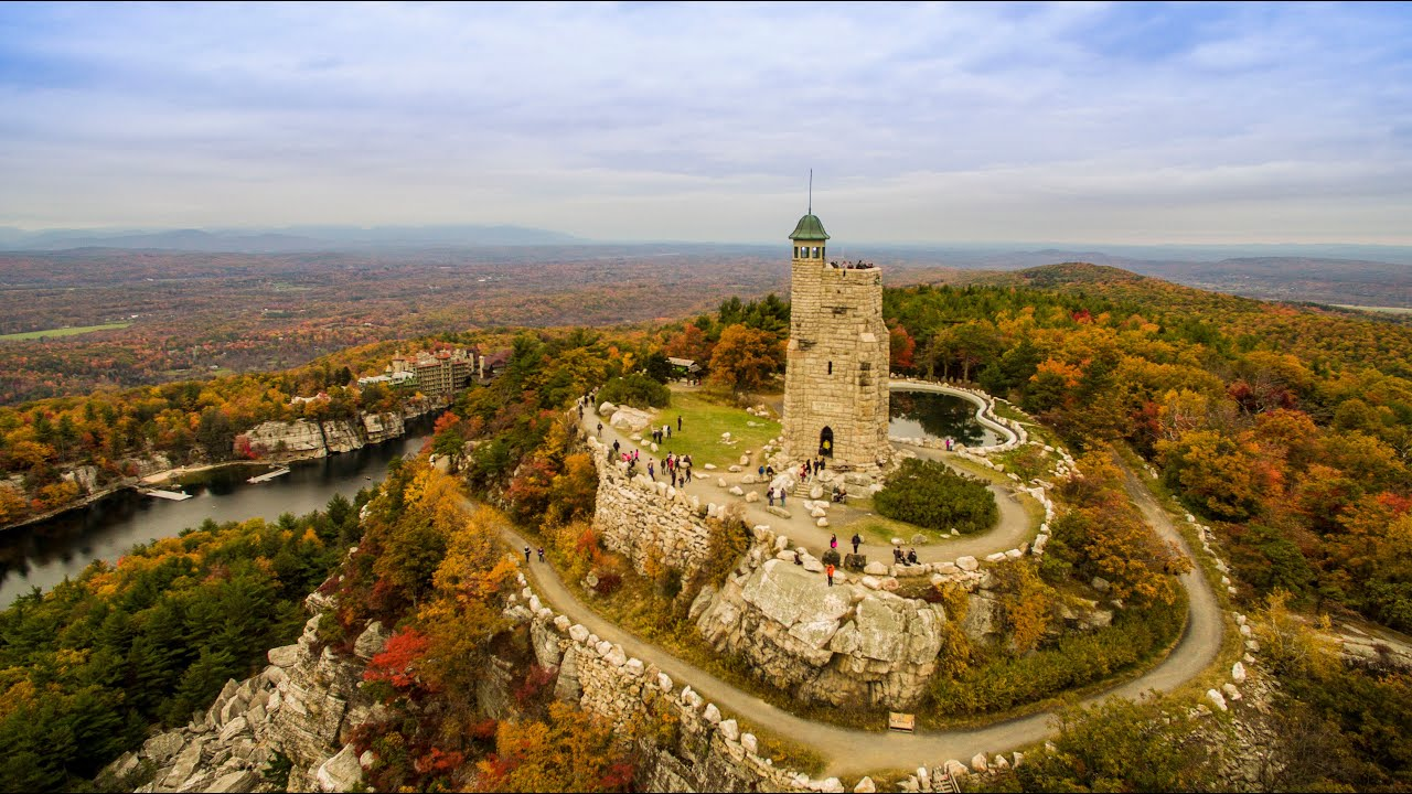 Mohonk Preserve | Nest Realty Co. Field Guide to New Paltz, NY