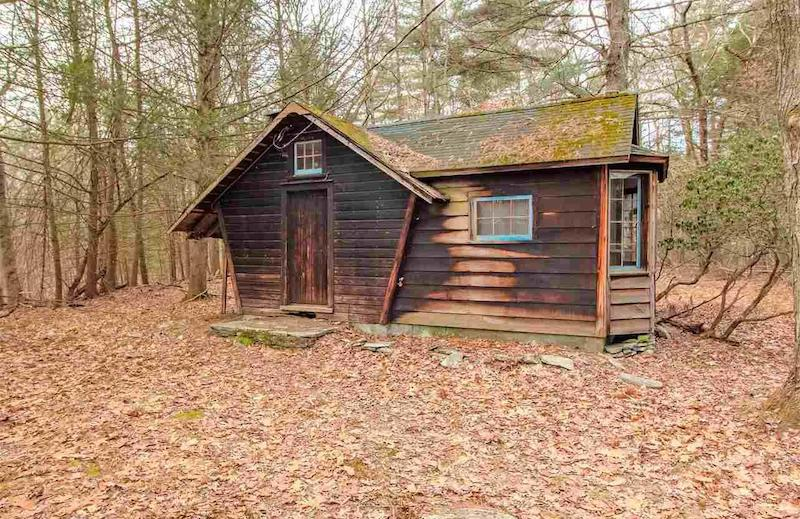 Nest Realty Co.: New Listing: Century-Old Arts & Crafts-Style Stone Home in Woodstock, NY