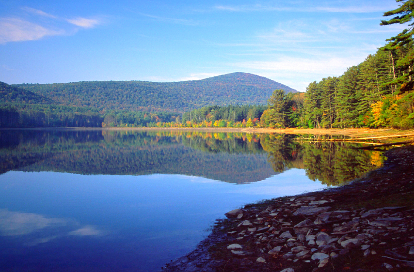 Nest Realty Co. Guide to Woodstock, NY | Cooper Lake