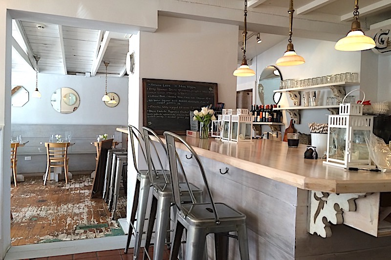 Nest Realty Co. Guide to Woodstock, NY | Garden Cafe